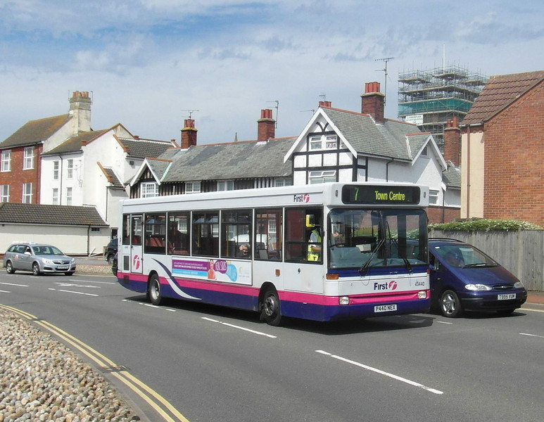 43440 - P440NEX - Great Yarmouth (Priory Plain) - 1.8.12