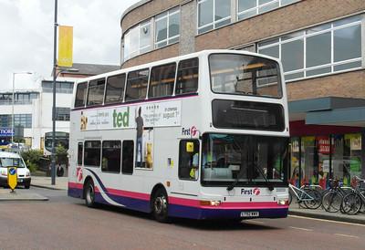 33233 - LT52WWV - Norwich (St. Stephen's St) - 30.7.12