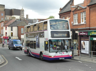 33247 - LT52WUY - Norwich (Red Lion St) - 30.7.12