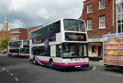 33167 - LR02LYF - Norwich (Castle Meadow) - 30.7.12