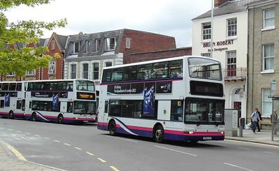 33162 - LR02LXX - Norwich (Castle Meadow) - 30.7.12