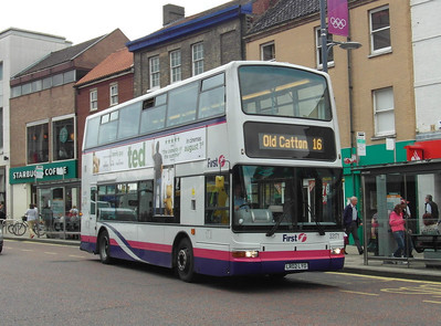 33171 - LR02LYO - Norwich (St. Stephen's St) - 30.7.12