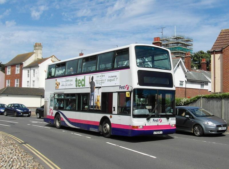32203 - LT52WTJ - Great Yarmouth (Priory Plain) - 1.8.12
