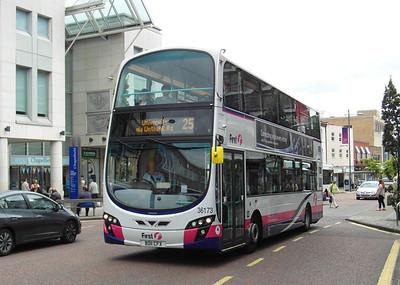 36173 - BD11CFX - Norwich (St. Stephen's Street) - 30.7.12