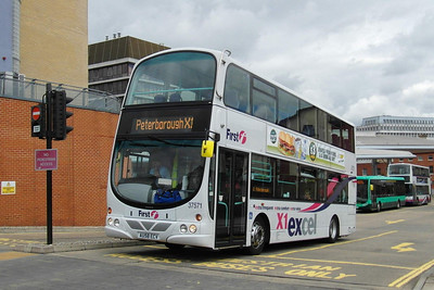 37571 - AU58ECV - Norwich (bus station) - 30.7.12
