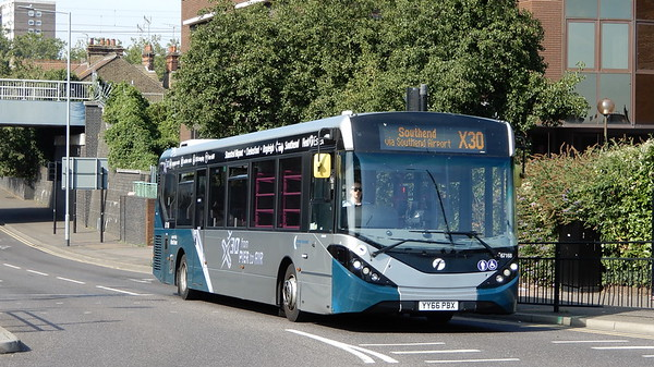 67168 - YY66PBX - Southend (Chichester Road)