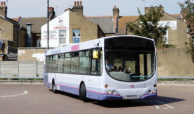 66823 - MX05CEU - Southend (bus station)