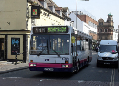67234 - L234AAB - Worcester (Angel Place) - 20.4.11