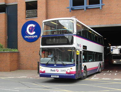 33401 - VX54MTV - Worcester (bus station) - 28.8.12