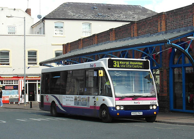 53041 - VU02PKY - Worcester (Angel Place) - 28.8.12
