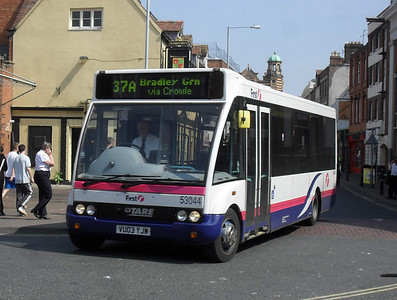 53044 - VU03YJW - Worcester (Angel Place) - 20.4.11