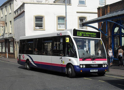 53050 - VU03YKD - Worcester (Angel Place) - 20.4.11