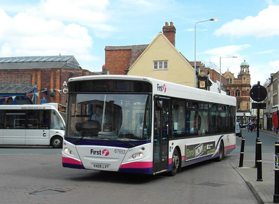 67653 - VX05LVT - Worcester (Angel Place) - 28.8.12
