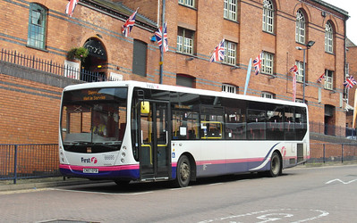 66695 - CN57EFB - Worcester (bus station) - 28.8.12