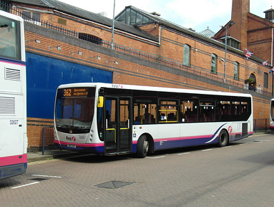 66697 - CN57EFF - Worcester (bus station) - 28.8.12