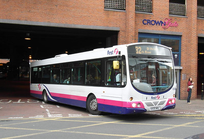 66982 - KX05MHL - Worcester (bus station) - 28.8.12