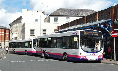 66987 - KX05MHV - Worcester (Angel Place) - 28.8.12