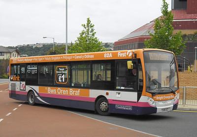 44502 - CU08ACZ - Swansea (The Quadrant) - 2.8.11