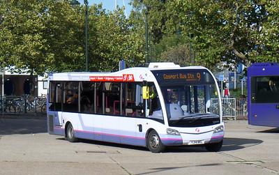 53607 - YJ14BKL - Gosport (bus station) - 11.10.14