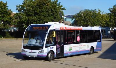 53604 - YJ14BKF - Gosport (bus station)