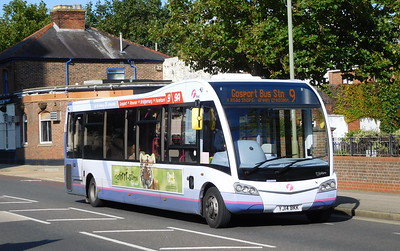 53606 - YJ14BKK - Gosport (South St)