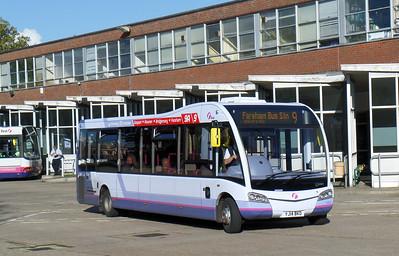 53602 - YJ14BKD - Gosport (bus station) - 11.10.14