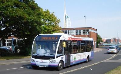 53601 - YJ14BKA - Gosport (bus station)