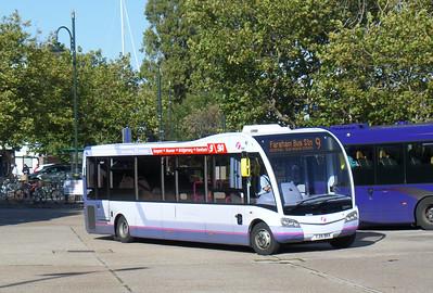 53606 - YJ14BKK - Gosport (bus station) - 11.10.14