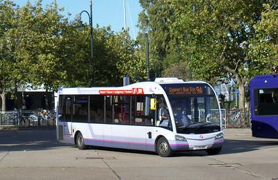 53603 - YJ14BKE - Gosport (bus station) - 11.10.14