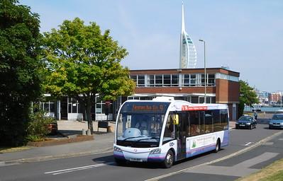 53606 - YJ14BKK - Gosport (bus station)