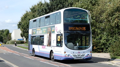 37164 - HY07FSU - Titchfield Common (Primate Road)