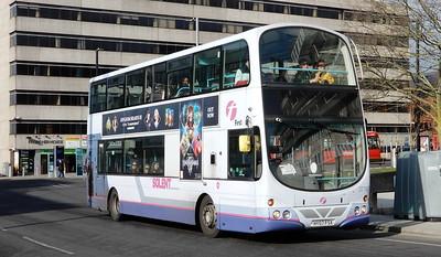 37165 - HY07FSX - Southampton (Blechynden Terrace)