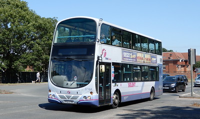 37164 - HY07FSU - Fareham (A27 The Avenue)