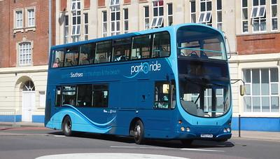 37161 - HY07FTA - Portsmouth (Bishop Crispian Way)