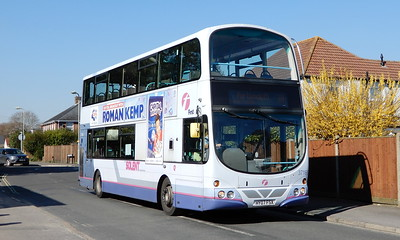 37165 - HY07FSX - Locks Heath (Hunts Pond Road)