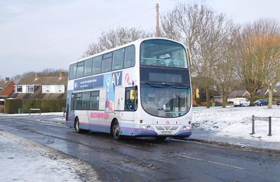 37162 - HY07FSV - Locks Heath (Peter's Road)