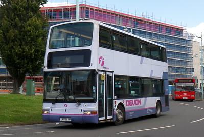 33172 - LR02LYP - Plymouth (St Andrews Cross)