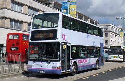 33172 - LR02LYP - Plymouth (Royal Parade)