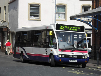53049 - VU03YKC - Worcester (Angel Place) - 20.4.11