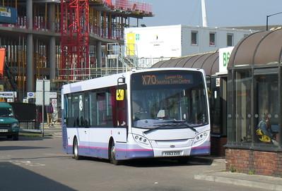 44582 - YX63ZUD - Cardiff (bus station)