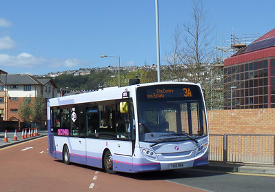 44574 - YX13BNB - Swansea (bus station) - 14.4.14
