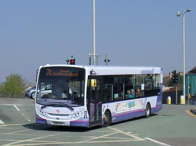 44583 - YX63ZVA - Bridgend (bus station)