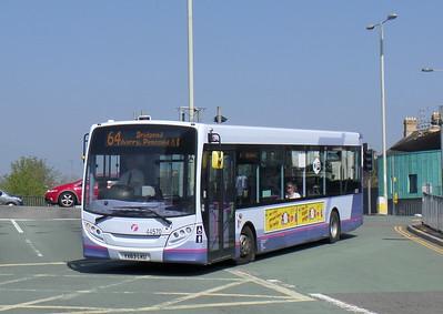 44570 - YX63LKU - Bridgend (bus station)