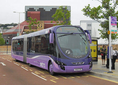 19036 - S50FTR - Swansea (The Quadrant) - 2.8.11