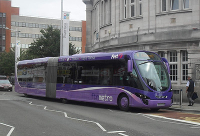 19032 - S20FTR - Swansea (rail station) - 2.8.11
