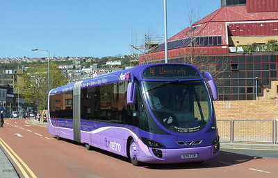 19038 - S70FTR - Swansea (bus station)
