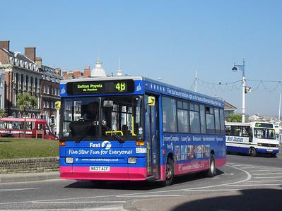 46737 - N637ACF - Weymouth (King's Statue) - 5.3.10