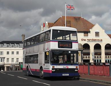 34344 - H144FLX - Weymouth (Town Bridge) - 4.9.09