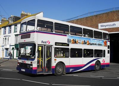 34627 - K627LAE - Weymouth (bus depot) - 5.3.10