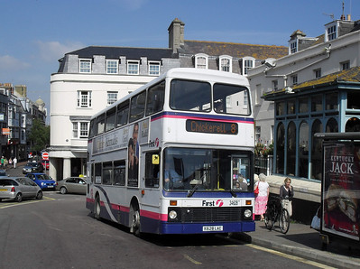 34628 - K628LAE - Weymouth (Town Bridge) - 2.9.10
